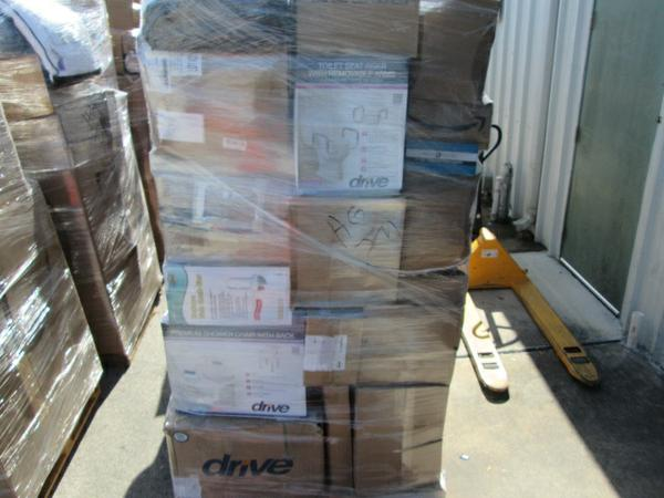 Amazon Big Box Truckloads Amazon Wholesale Loads