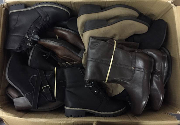 Brand New Ladies Boots Wholesale - Major Department Store