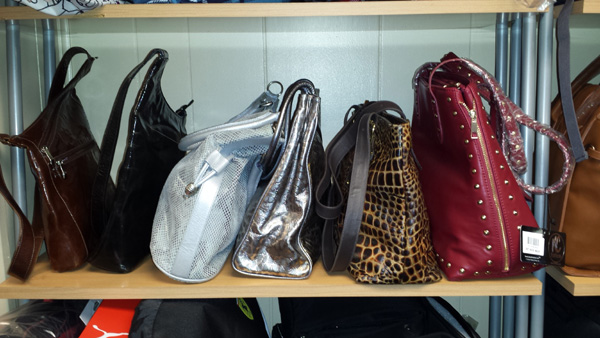Brand Name Department Store Quality Overstock Handbag Lot