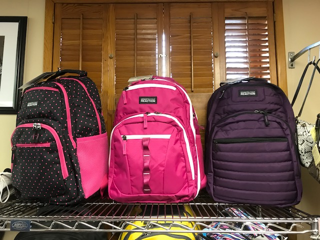 Brand New Assorted Premium Back Packs Book Bags