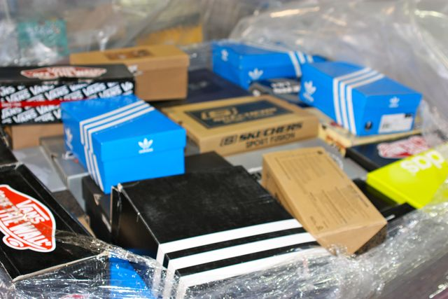 Brand Name Wholesale Sneaker Assortment