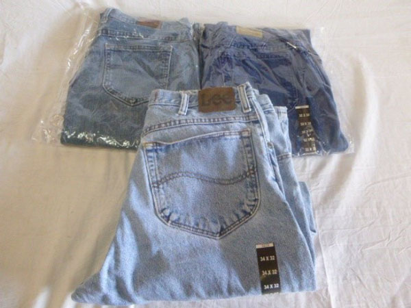 Brand New Wholesale Lee Jeans Cheap