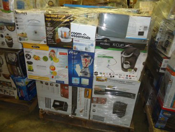 TGT Assorted Wholesale Truckloads General Merchandise